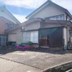 【売】家×2棟+畑、全部で234.8坪。