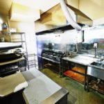 広々としたキッチン